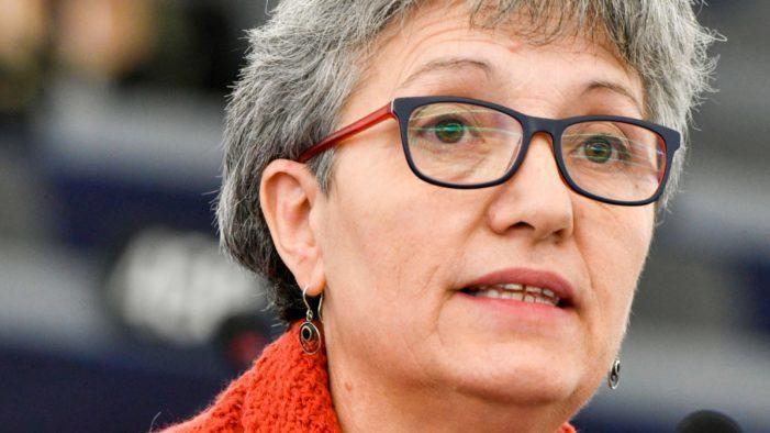 Lídia Senra participa nunha delegación de eurodeputadas/os que seguirán en Madrid o xuízo aos presos políticos cataláns