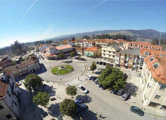 Tomiño arranxa catro camiños municipais en varias parroquias do municipio