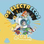Os Bolechas achegan a cinco centros educativos lugueses a campaña para fomentar a reciclaxe de aparellos electrónicos