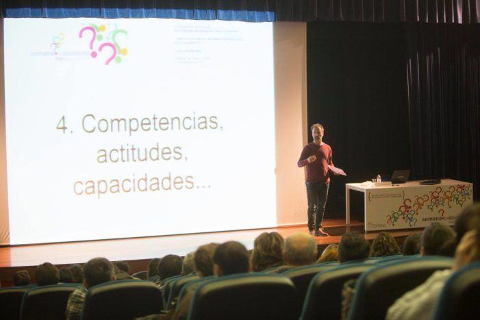 Tomiño contará na súa IV Semana da Educación co xenetista catalán David Bueno, para falar sobre a neurociencia e a súa relación coa aprendizaxe