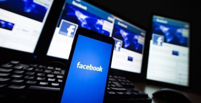 Piden multas exemplarizantes para Facebook pola cesión irregular de datos
