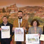 A Eurocidade Tui-Valença presenta o primeiro almanaque da súa historia