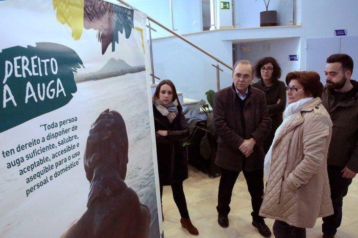 Estréase en Ponteareas a exposición do Fondo Galego sobre Dereitos Humanos en Mozambique