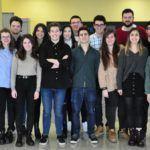 70 estudantes traballan a pleno rendemento na organización do XIX Foro Tecnolóxico de Emprego