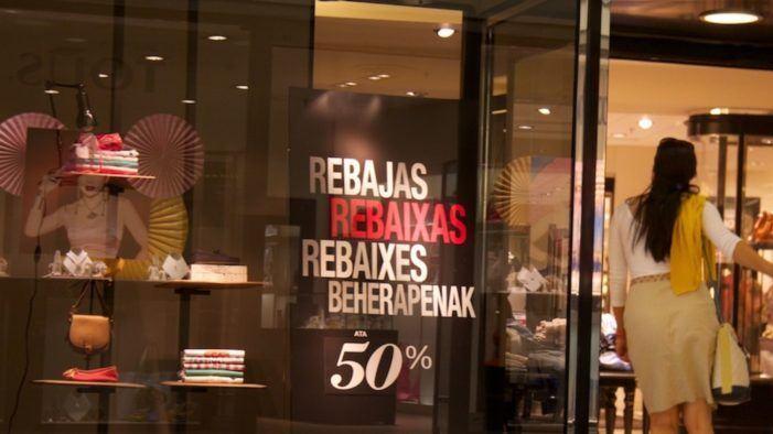 #TimoRebajas O 86% dos consumidores detectou descontos falsos nas últimas rebaixas