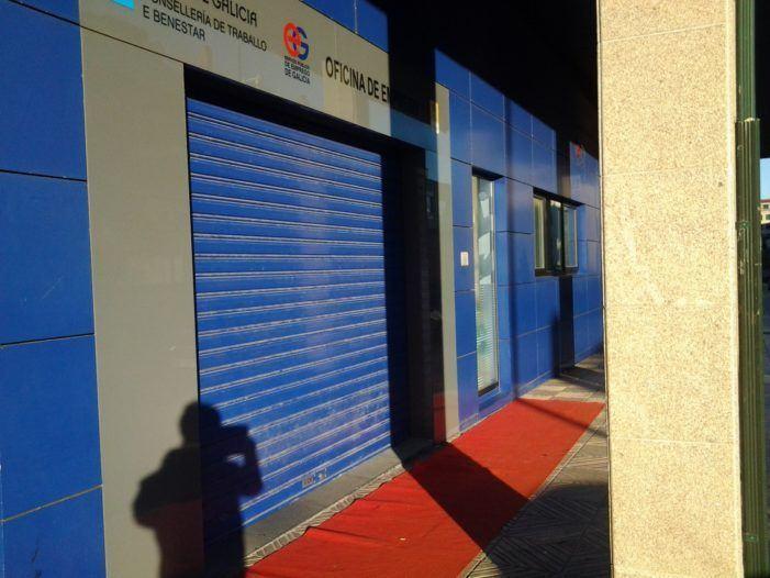 No mes de decembro asináronse en Galiza 72.251 contratos para reducir o paro en tan só 1074 persoas