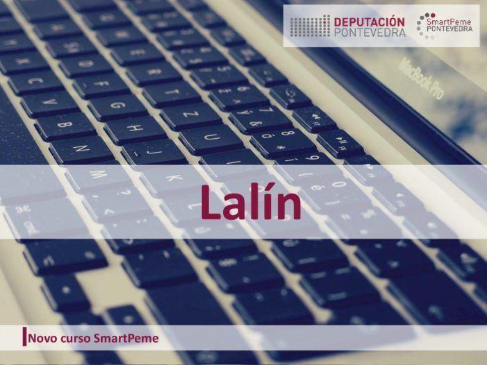 """Lalín acollerá este mes de xaneiro sete novos obradoiros do programa """"SmartPeme"""""""