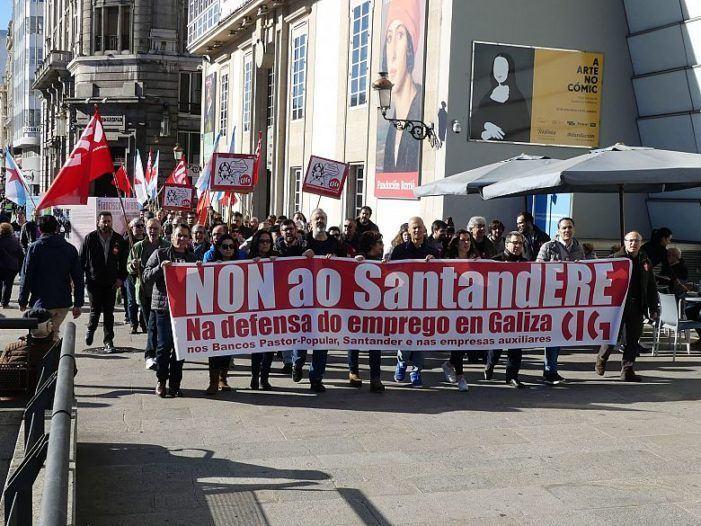 Galiza padece a maior concentración bancaria da Unión Europea, pero a Xunta négase a actuar
