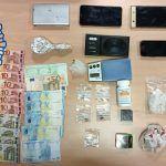 A Policía Nacional de Vigo erradica un punto negro de venda de drogas na rúa Navarra, e detén a un home ao que lle imputa un delito contra a saúde pública