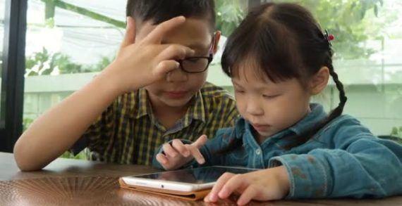 La recreación online para niños