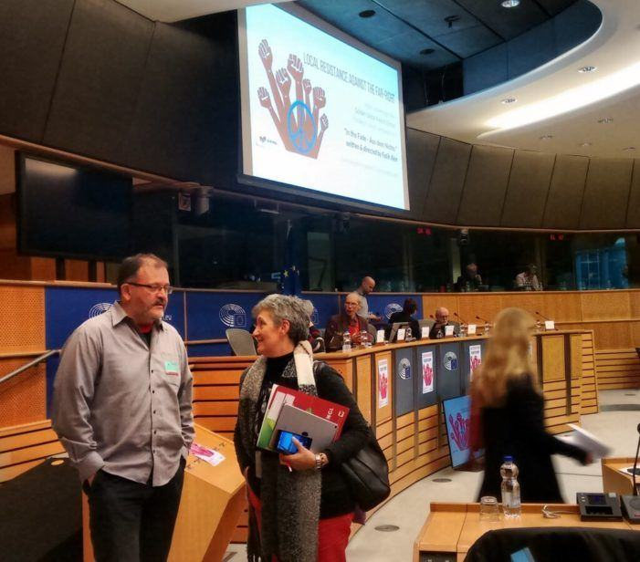 Unha trintena de representantes da política municipal galega acoden esta semana ao Parlamento Europeo