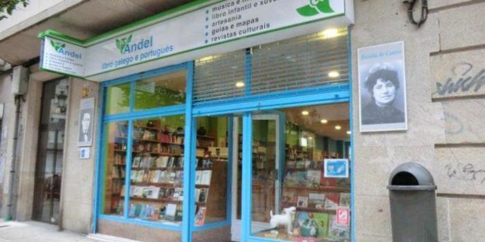 A librería Andel anuncia o seu peche e moitas librerías lamentan o seu peche