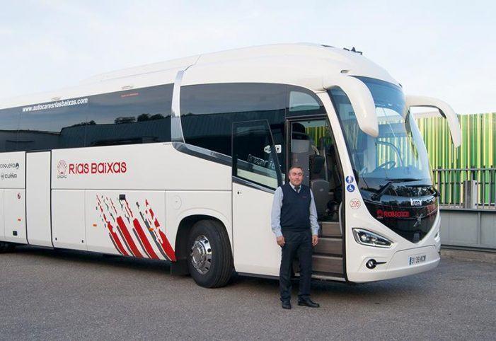 Autocares Rías Baixas, novo socio de Vigo Convention Bureau
