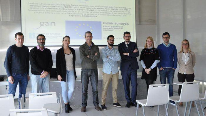A Universidade participa na creación dun innovador dispositivo de xeolocalización de contedores
