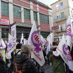 A folga de mulleres ten unha importante incidencia, especialmente nos sectores máis feminizados da área pública
