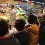 Gadis e a fundacion para o estudo da obesidade SEEDO proporcionan a 1.200 alumnos de Vigo pautas para unha vida sa e un consumo responsable