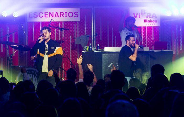 """Nikone chega a Vigo da man de """"Escenarios Vibra Mahou"""" o próximo 21 de marzo na sala Island"""