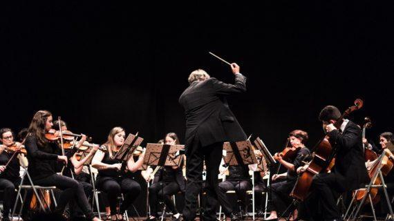 A Orquesta Clásica de Vigo no Casco Vello de Vigo polo Día Europeo da Música 2019