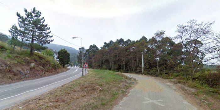 A Xunta convoca o 15 de abril os titulares dos terreos afectados polas obras de mellora de seguridade na estrada PO-552, no Concello de Vigo, para o levantamento de actas previas