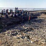 «A Guarda, Mar de sal. Posta en valor das salinas romanas do Seixal e Camposancos» proxecto finalista dos II Premios Economía Azul
