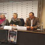 """Lídia Senra: """"A extrema dereita é un perigo, ataca os dereitos das persoas co máis duro do neoliberalismo"""""""