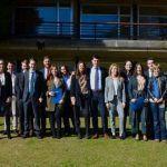 O alumnado do Centro Superior de Hostelería de Galicia recibe o recoñecemento polo seu traballo na Feira de Turismo Fitur