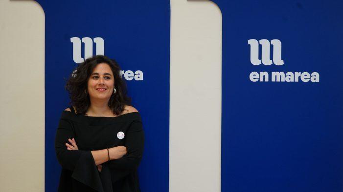 Flora Miranda Pena abandona o seu escano parlamentario