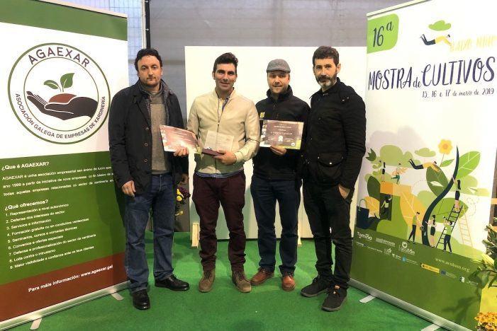José Souto, gaña a primeira edición dos premios Xardín Galego