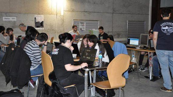 'Hackers bos' volven reunirse na Universidade de Vigo