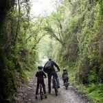 Roteiro San Tirso-A Pontenova: remontando o Eo pola Ruta do Ferrocarril