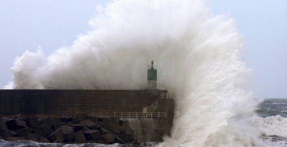 A Xunta activa mañá a alerta laranxa por temporal no litoral noroeste da provincia de A Coruña