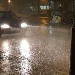 Policía Local e Bombeiros atenderon un centenar de incidencias sen danos persoais polo temporal