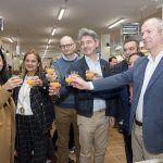 """A Deputación de Pontevedra estrea no mercado de abastos do Grove o programa """"Degusta Europa"""""""