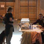 Preto de 2,2 millóns de galegos están chamados mañá a votar nunhas 4.000 mesas repartidas por 2.400 colexios electorais
