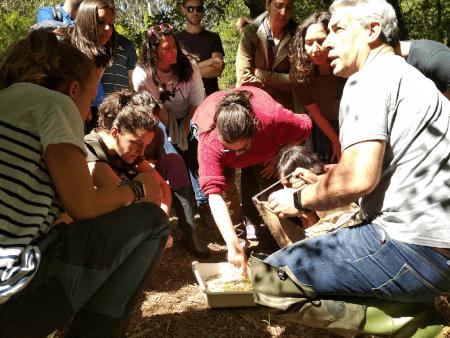 Participa no XXIX Curso de Formación do Proxecto Ríos
