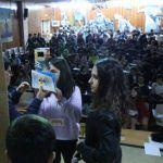 O congreso do alumnado proxecta futuros e futuras investigadoras no marco da IV edición da Semana das Ciencias