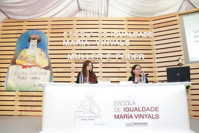 """Berta Fernández Rosón desbota os estereotipos """"de vítima, heroína e muller pacífica que se adoitan outorgar ás mulleres nos contextos de guerra"""""""
