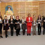 Carmela Silva abre a xornada da Escola de Igualdade coa condena dos novos crimes machistas e a lembranza das primeiras políticas electas fai hoxe 40 anos