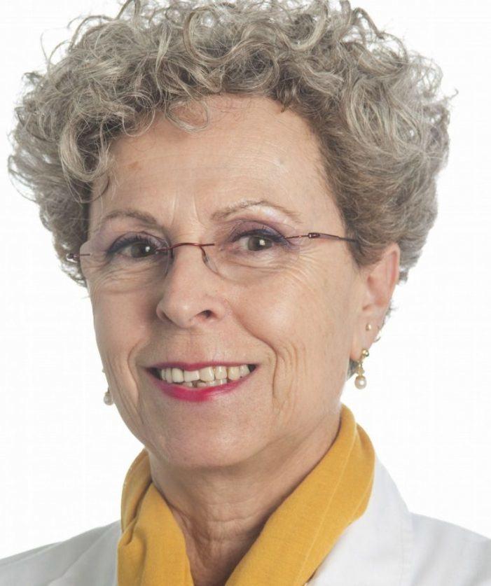 Mar de la Peña, nova subdirectora de procesos asistenciais da enfermaría