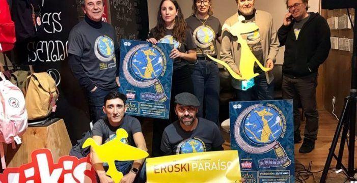 O filme 'Eroski paraíso' abrirá a XVI edición do festival de Cans