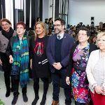 Carmela Silva reivindica o papel imprescindible das mulleres do mar na apertura da xornada da Uvigo