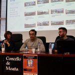 """Pese á perda de falantes, o galego segue a ser en Moaña """"a lingua do mar"""""""