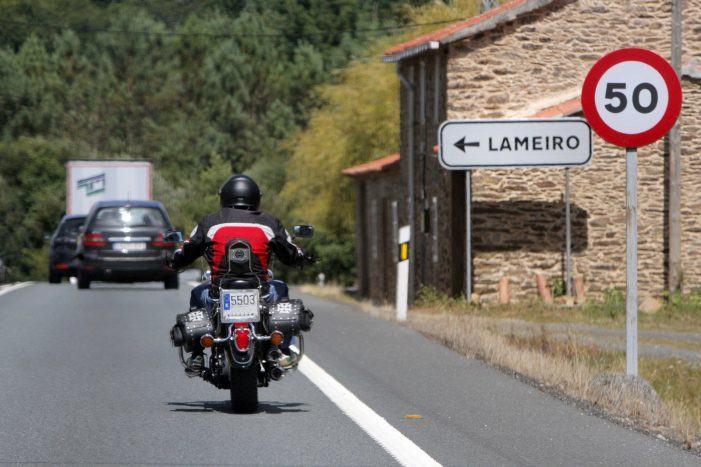 A Xunta xa cubriu as 160 prazas ofertadas para os novos cursos gratuítos de condución segura de motocicletas