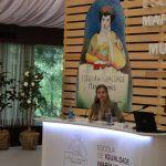 A xornada Muller e Poder enche de igualdade o castelo de Soutomaior e pecha a tarde cos relatorios de Mercedes Boix, Desirée Vila e África González