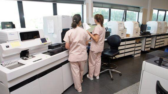 A Axencia de Coñecemento en Saúde formou durante 2018 a máis de 14.200 profesionais
