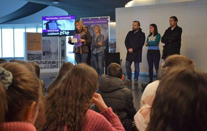 """A Deputación de Pontevedra leva a reflexión filosófica sobre a violencia machista a Lalín no marco de """"Mulleres en acción.Violencia zero"""""""