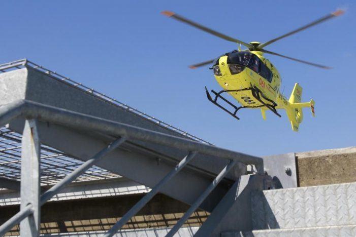 O 061 de Galicia asistiu a 79 persoas por 56 accidentes de circulación durante a fin de semana