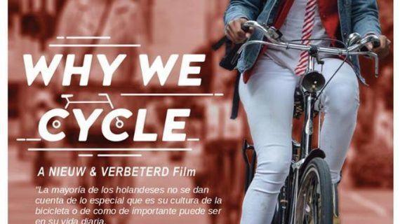 """Vigo acollerá a proxección do documental """"Why We Cycle"""""""