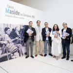 """O Museo compila por primeira vez nun catálogo """"total"""" a obra de Maside en Combarro en 1952"""