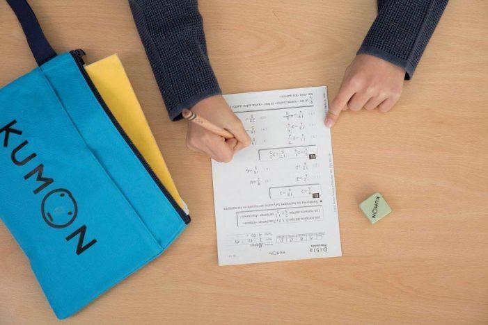 Razoamento, sistematización e autonomía, as matemáticas son máis sinxelas con Kumon, en Vigo